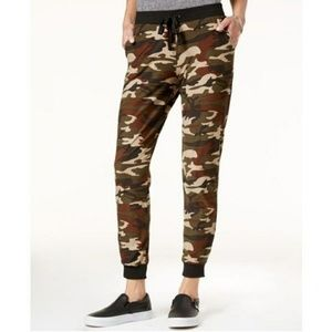 Hot Kiss Nordstrom Camouflage Pants Camo Joggers